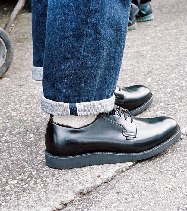 Inventory Magazine, Red Wing, Postman Oxford,