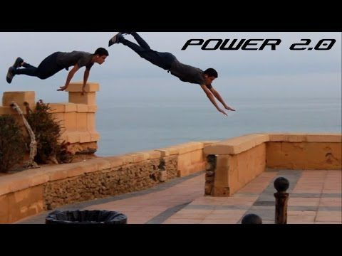 JULIO MARTIN - POWER 2.0 - This video deserves to be all in UPPERCASE!