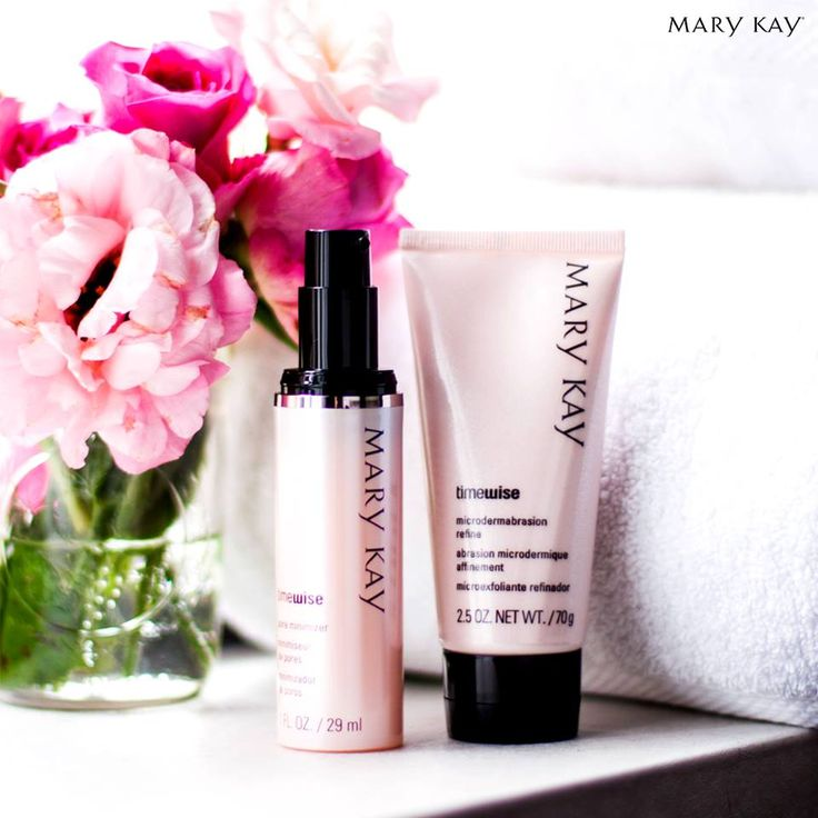 Re Formulated Microdermabrasion Plus Set Mary Kay 2017