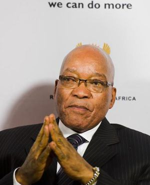 Shifts in ANC membership within the provinces have given President Jacob Zuma a fighting chance of holding on to the party leadership and the presidency. (Pic: File, Beeld)