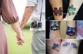 Znalezione obrazy dla zapytania tatuaże dla par