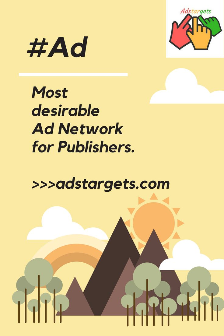 Adstargets.com We connect Advertisers and Publishers for optimal Advertising. #Ads #marketing #Advertising #CPM #CPC #AdNetwork
