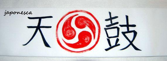 Hachimaki o bandana japonesa especiales para Taiko por Japonesca