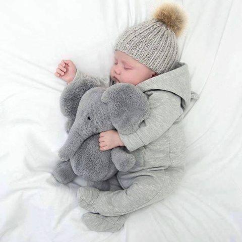 Unilelun kanssa yhteensopiva tyyli <3 Nukkuva vauva on muuten yksi suloisimmista näyistä joita tiedän!