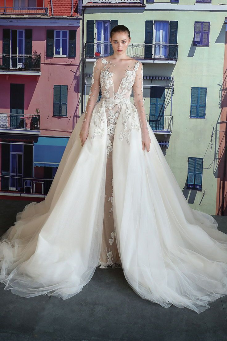 Bridal Couture Designer Wedding Dresses Galia Lahav Bridal Dresses Bridal Couture Wedding Dress Long Sleeve [ 1102 x 736 Pixel ]