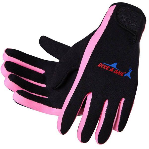 Sports Outdoor Fishing Gloves Neoprene Fishing Finger Protector