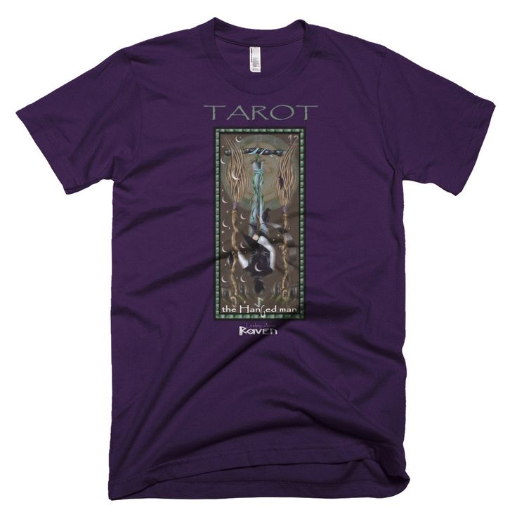 Tarot Card Hanged Man Men's Short sleeve t-shirt