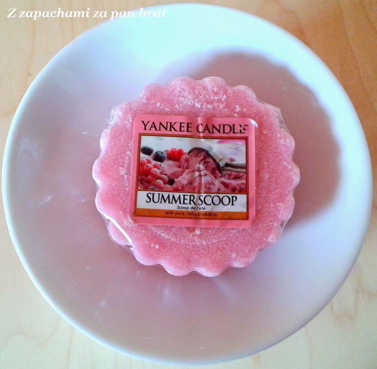 Pachnące Umilacze Wg Joanny: Pucharek z lodami :)
