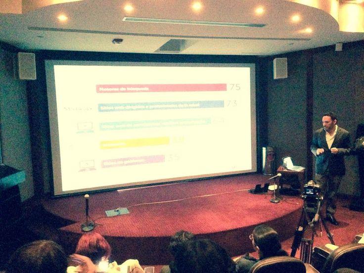 """Nuestro director, Enrique Culebro, participa en el Workshop Farmacéutico de la AMAPF y COFEPRIS con la plática """"Consulta Médica Digital""""."""