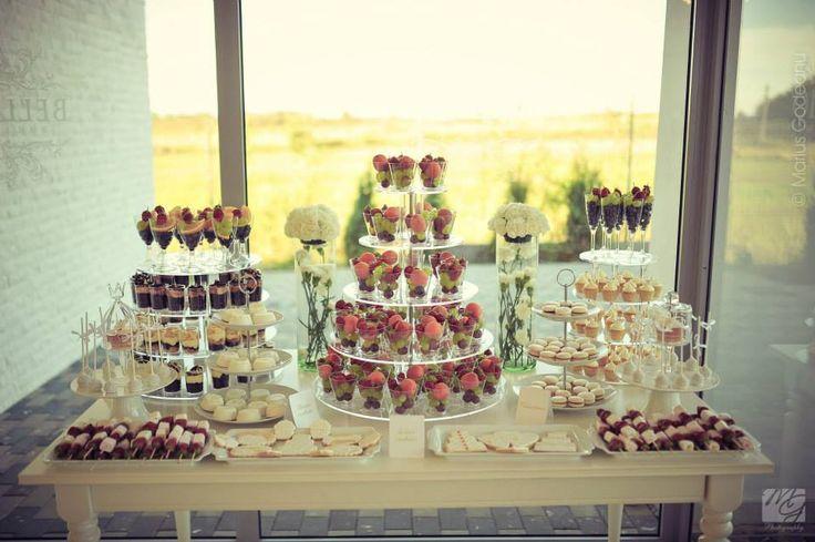 Elegant Dessert Table