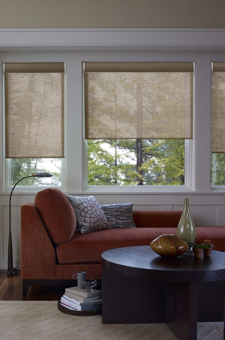 22 Best Roller Shades W Cassette Valance Images On