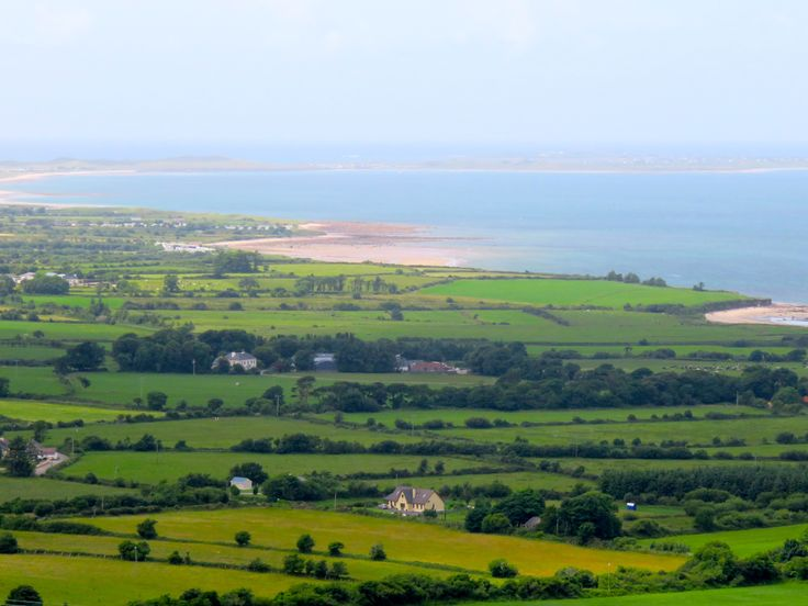 Looking towards Tralee, Co Kerry (Photo by Suzanne C)