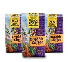 Organic Coffee Co.   Organic Coffee Beans   Best Organic Coffee- Java Love is my favorite
