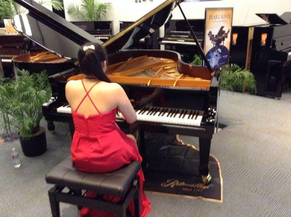 NAMM 2017 | Piano Price Point