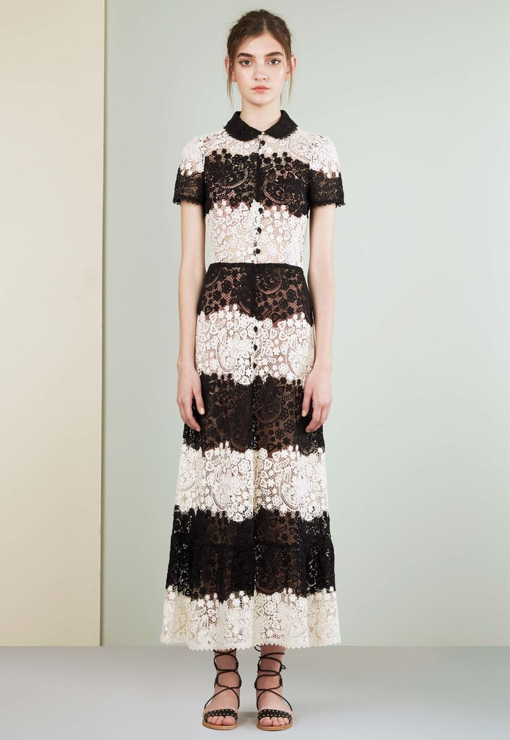 Red Valentino Resort 2017 Fashion Show  This seems a lot better than the last Valentino family collection, which was terribly racist: http://www.theclosetfeminist.ca/valentinos-pre-fall-2016-collection-had-an-uncomfortable-amount-of-borrowing/   http://www.vogue.com/fashion-shows/resort-2017/red-valentino/slideshow/collection#47