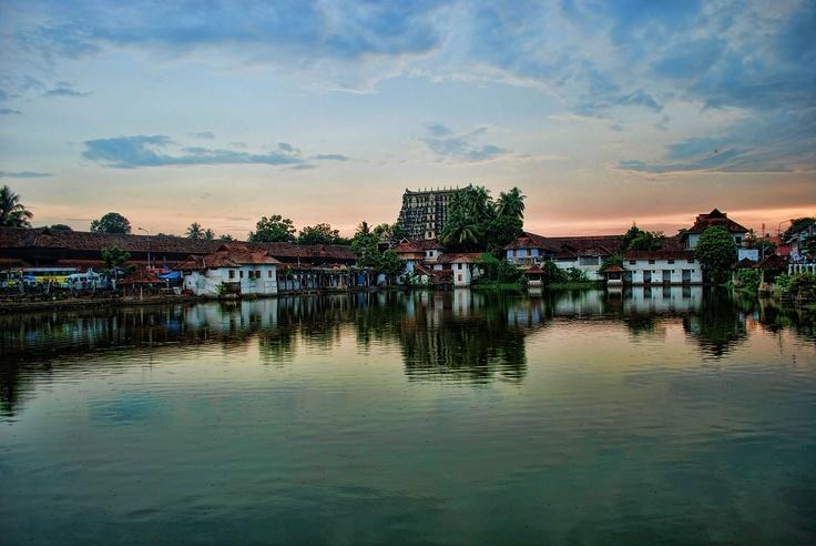 Sri Padmanabha Swamy Temple Complex, Thiruvananthapuram, [ Trivandrum ], Kerala, India