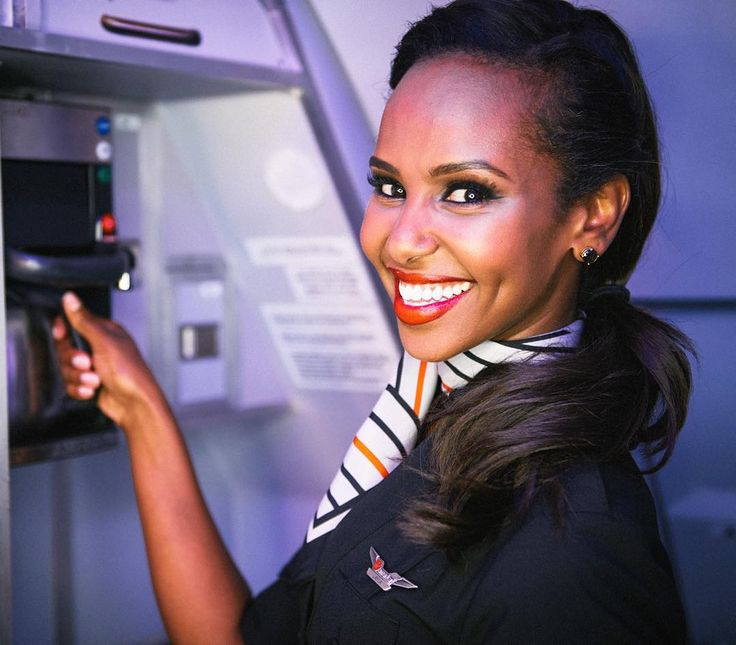 Molly Choma of Portland, Oregon, has spent nearly a decade working as a flight attendant on Virgin America planes. In addition to her work in the skies, Choma is also a talented photographer. Her series The Secret Life of Virgins is a look at life in Virgin America flight crews. Virgin America wi