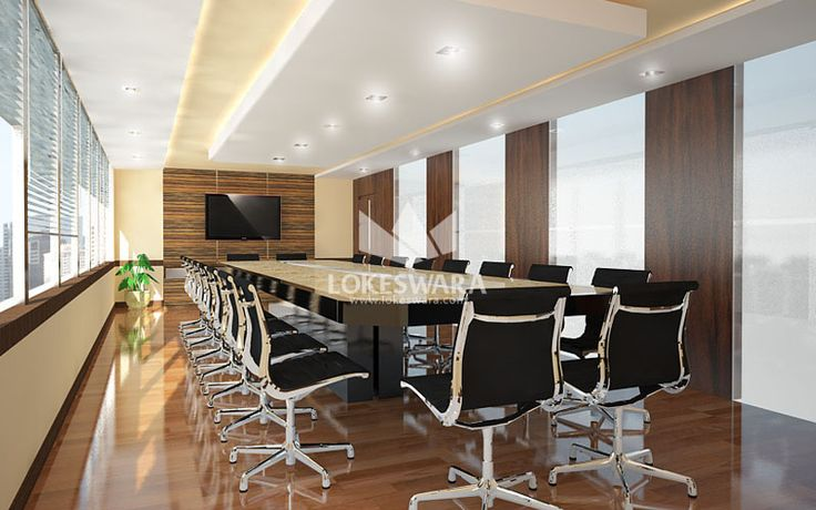 HHP Law Firm – Meeting Room