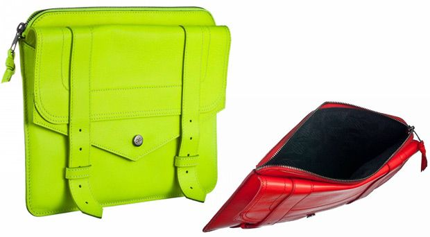 brilliant iPad cases.