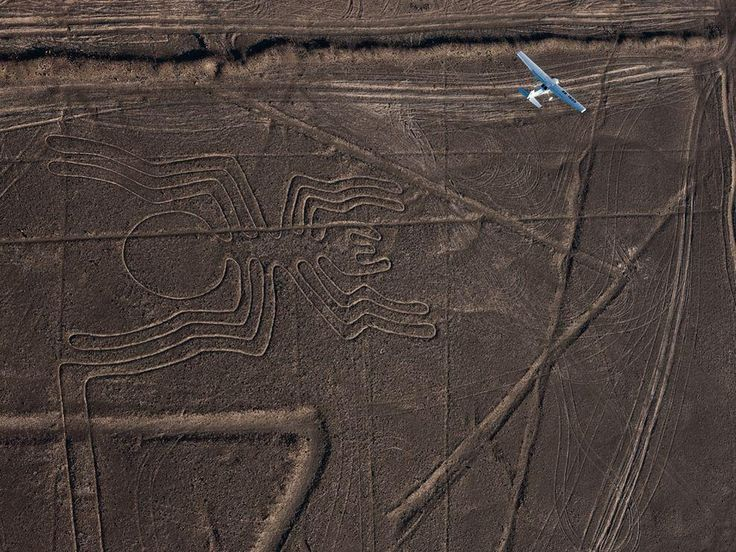 Nasca Lines, Peru. Photo by Robert Clark.