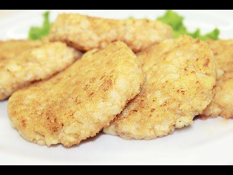 Котлеты из цветной капусты - Очень Вкусно и Полезно / Vegetable Cutlets Recipe - YouTube