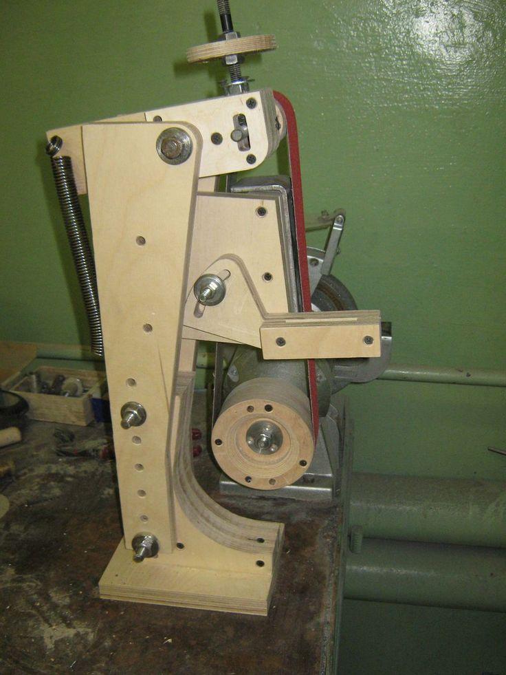 New Machine Build Kmg Clone Belt Grinder Pics Machines