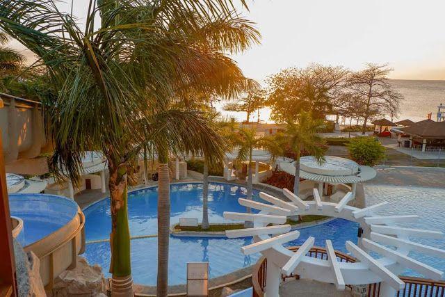 A Pool And Beach Resort In Calatagan Batangas Aquaria Waterpark Water Park Beach Resorts Resort