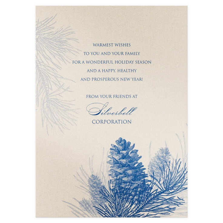 80 best Business Holiday Cards images on Pinterest | Business ...