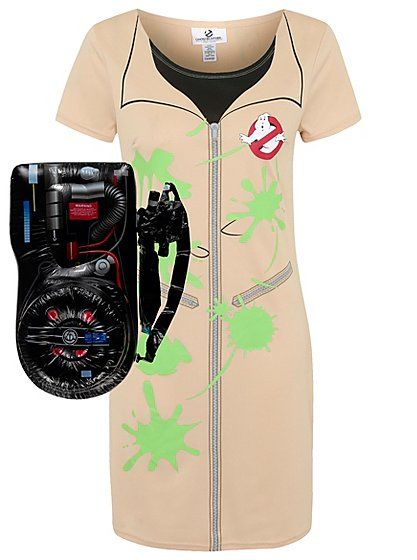 Halloween Ghostbusters Fancy Dress Costume, read reviews and buy online at…