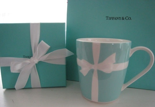 BeautiControl sent me this beautiful Tiffany & Co Bone China Blue Bow Mug today for sprending the word about how wonderful BeautiControl is!  Such a sweet surprise to open such a beautiful gift!