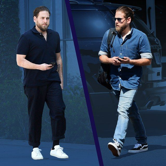 Jonah Hill Just Mastered Spring's Most Effective (and Easiest) Style Move | GQ