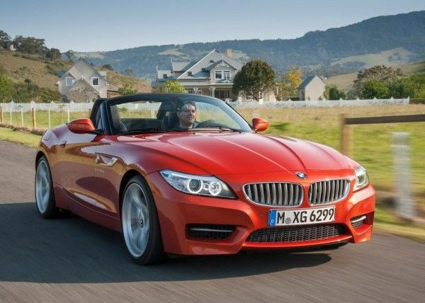 2014 BMW Z4 Roadster Front Exterior View1 600x428 2014 BMW Z4 Convertible Full Review With Images