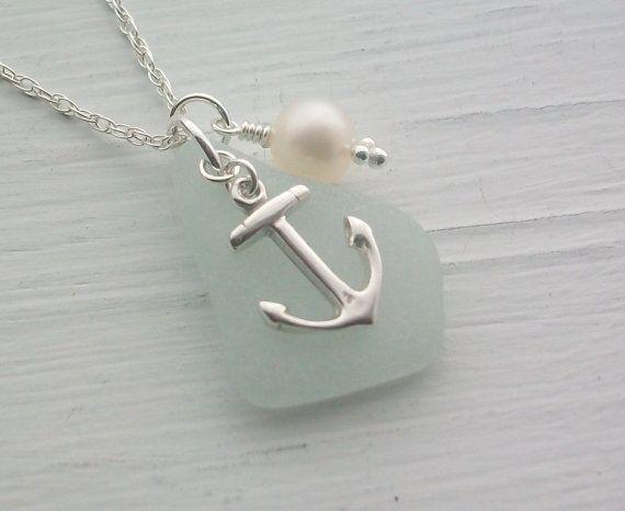Scottish Sea Glass Jewelry