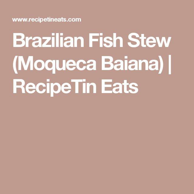1000+ ideas about Moqueca Baiana on Pinterest | Moqueca, Camarões and ...