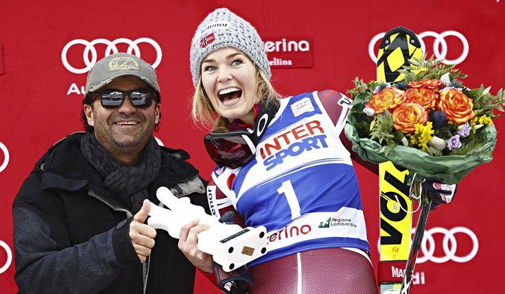 Coppa del Mondo di sci alpino: il punto della situazione. Mentre sia gli uomini che le donne della nazionale di sci alpino continuano a farsi attendere nelle discipline tecniche, e in particolar modo nello slalom, le due gare di Santa Caterina Valfurva incoronano nuovamente Marcel Hirscher, che mette in riga Kristoffersen, e la norvegese Nina Loeseth (nell' immagine mentre viene festeggiata da Albertone Tomba), che conquista la sua prima vittoria in una gara di Coppa del Mondo, dobbiamo…