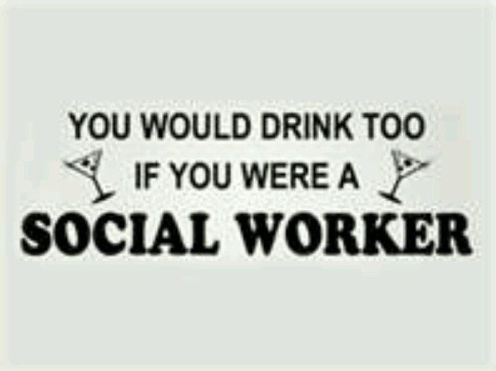 Social Work. It's been five years, but still...