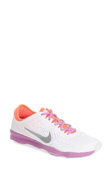 Nike 'Zoom Fit' Mesh Training Shoe (Women) available at #Nordstrom