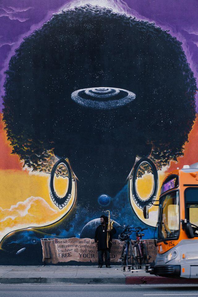 A New Standard: Kamasi Washington's Modern Jazz Revolution | Pitchfork