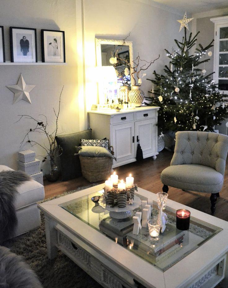 Die besten 25 weihnachtsbaum schm cken ideen ideen auf pinterest weihnachtsbaum schm cken - Weihnachtsbaum ideen ...