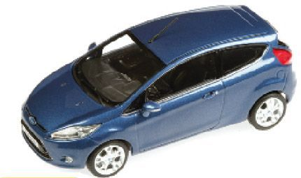 Ford Fiesta, 2008 1/43 from Minichamps