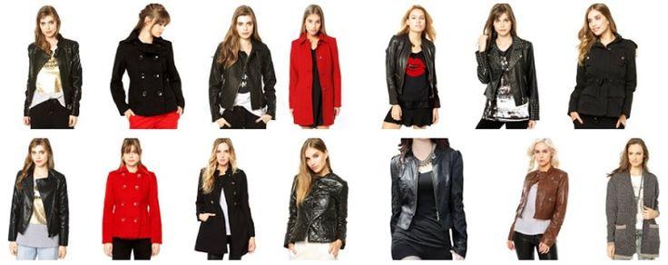 Promoção Dafiti Casacos e Jaquetas femininas para compras online. Promoção 2 peças a preços especiais http://modacor.net/promocao-dafiti-casacos-e-jaquetas-femininas-para-compras-online/