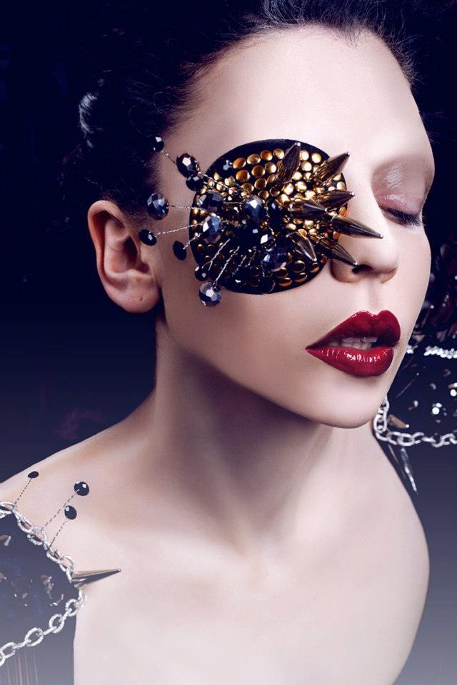 Suffer & Sway for Dark Beauty Magazine
