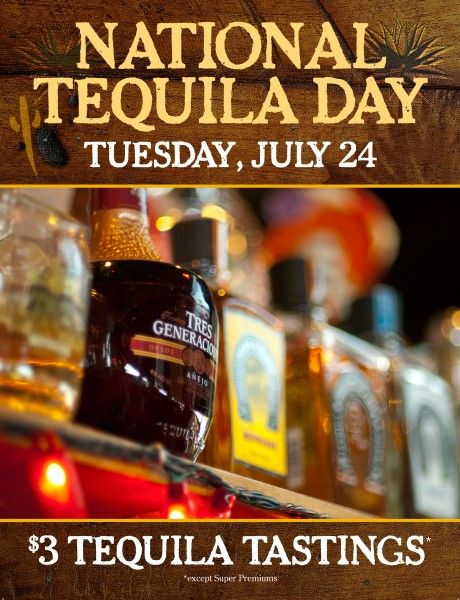 Top 10 Weird Holidays You Need To Start Celebrating National Tequila Day July 24