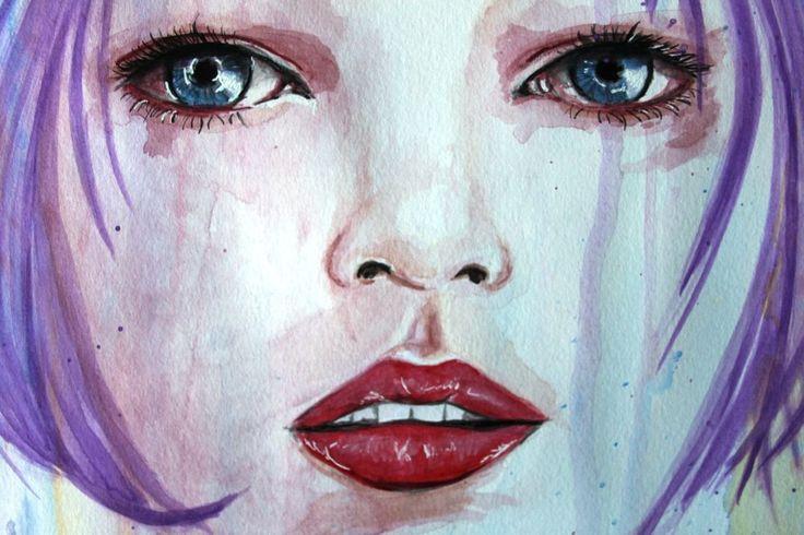 fringe 1540715 watercolour A3