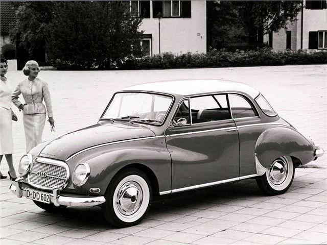 DKW Auto Union 1000S Coupe - Classic Car Review   Honest John