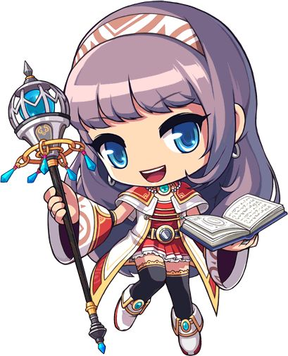 Magician - MapleWiki - the free MapleStory database anyone can edit