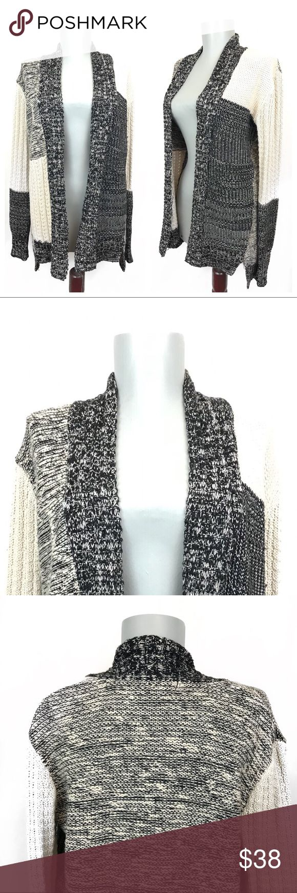 Urban Outfitters • Ecote Long Open Knit Cardigan Urban Outfitters • Ecote Long Open Knit Cardigan is great for the colder and winter months. This is chunky cardigan has a warm and cozy feeling. This has no buttons no closures. Gentle worn from smoke and pet free home. Ecote Sweaters Cardigans