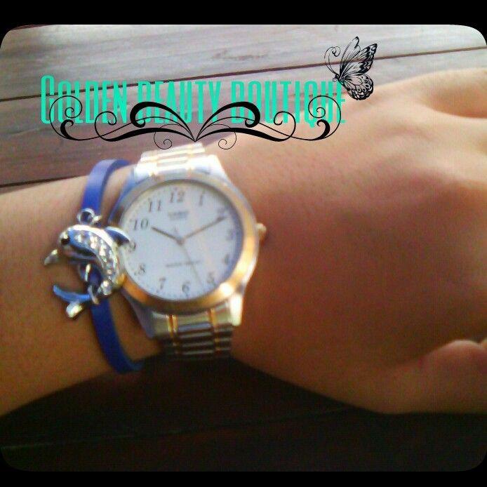 Rp.7000/pcs $1/pcs dolphin bracelet