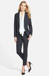 Halogen® Suit Jacket, Scarf Tie Blouse & Suit Pants