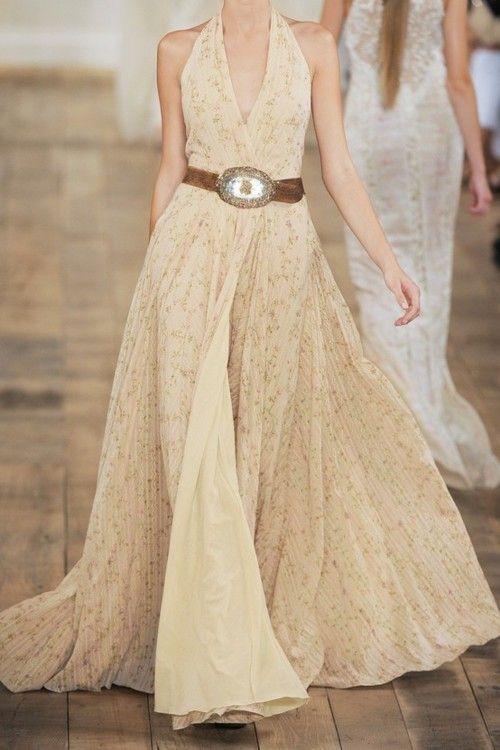 Dress By Ralph Lauren 2012